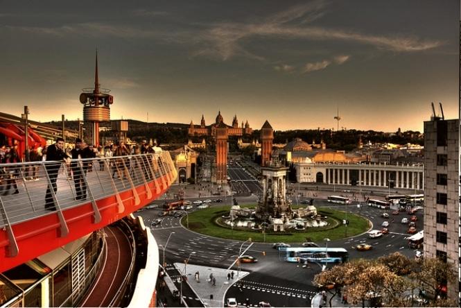 Las Terrazas Con Las Mejores Vistas De Barcelona Barcelona