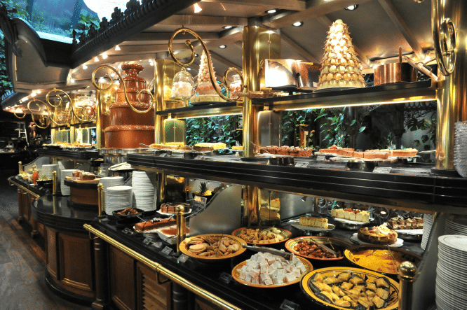 Surprising 6 Increibles Buffets Libres De Barcelona Y Alrededores Interior Design Ideas Oxytryabchikinfo