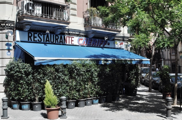 Restaurante-Cheriff-Barcelona