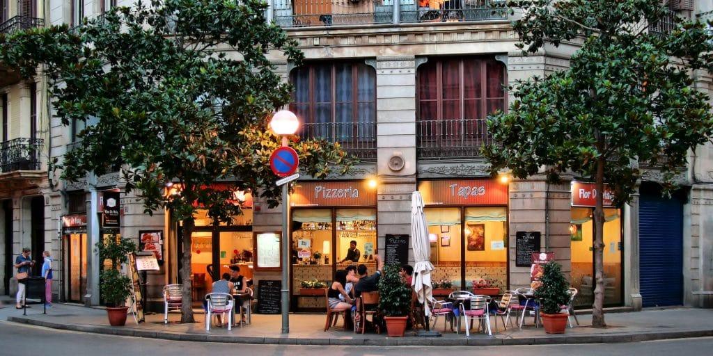 Así vivirías Barcelona si fueras una emoción de Inside Out