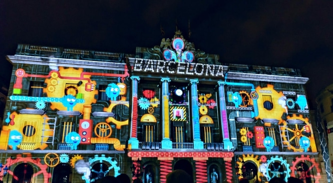 febrero en barcelona