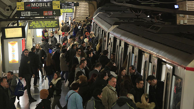 metro de barcelona