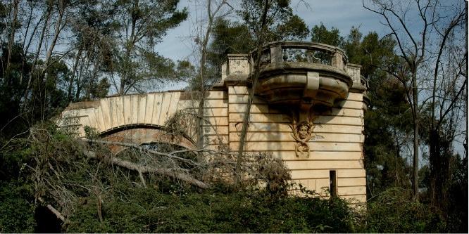 lugares abandonados de Catalunya