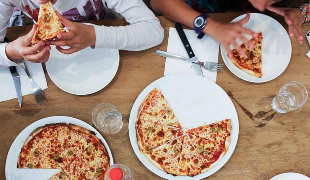 pizzerías para celíacos