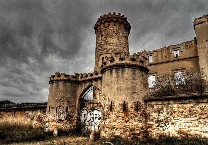 lugares abandonados de Barcelona