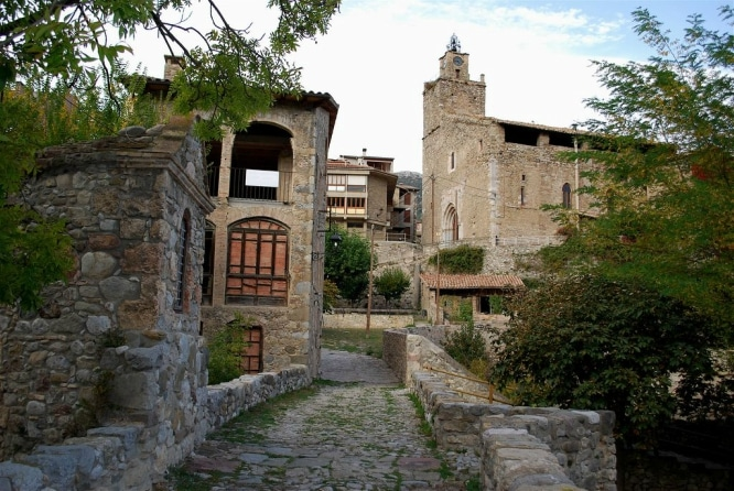 pueblos más bonitos de Barcelona