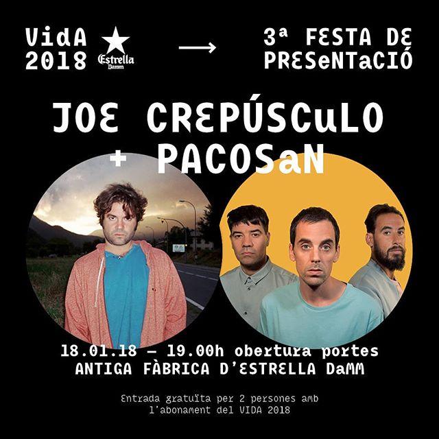 festival Vida 2018