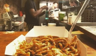 Spaghetti a la Guitarra, la mejor pasta de Barcelona a precio de risa