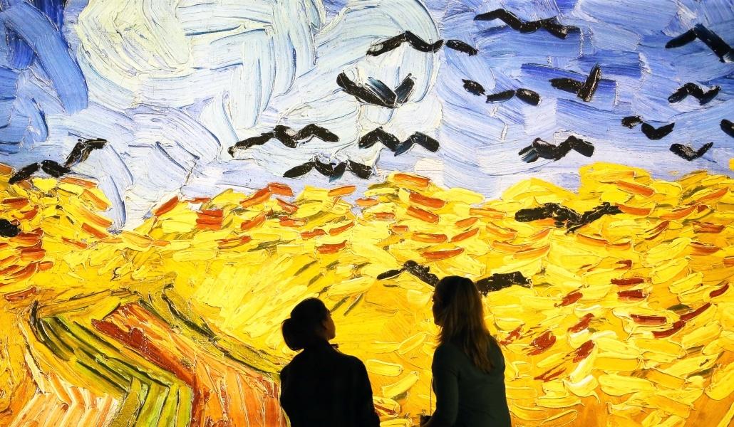 Llega a Barcelona la exposición más espectacular de Van Gogh