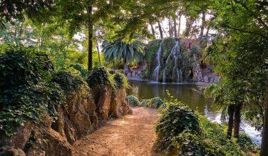 Parc Torreblanca: no conoces el mejor parque urbano de Barcelona