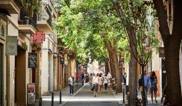 20 lugares imprescindibles en Gràcia