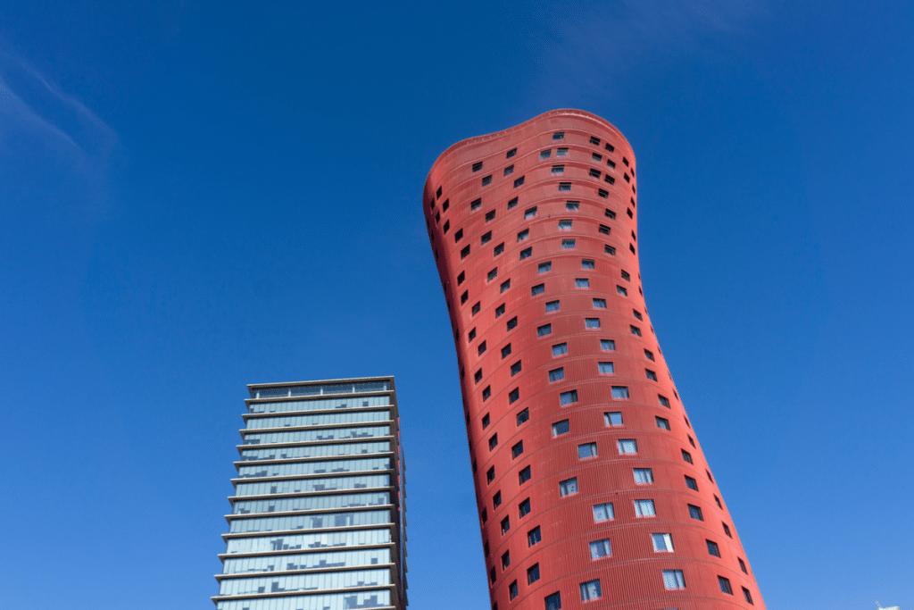 Torre Realia BCN y Hotel Porta Fira