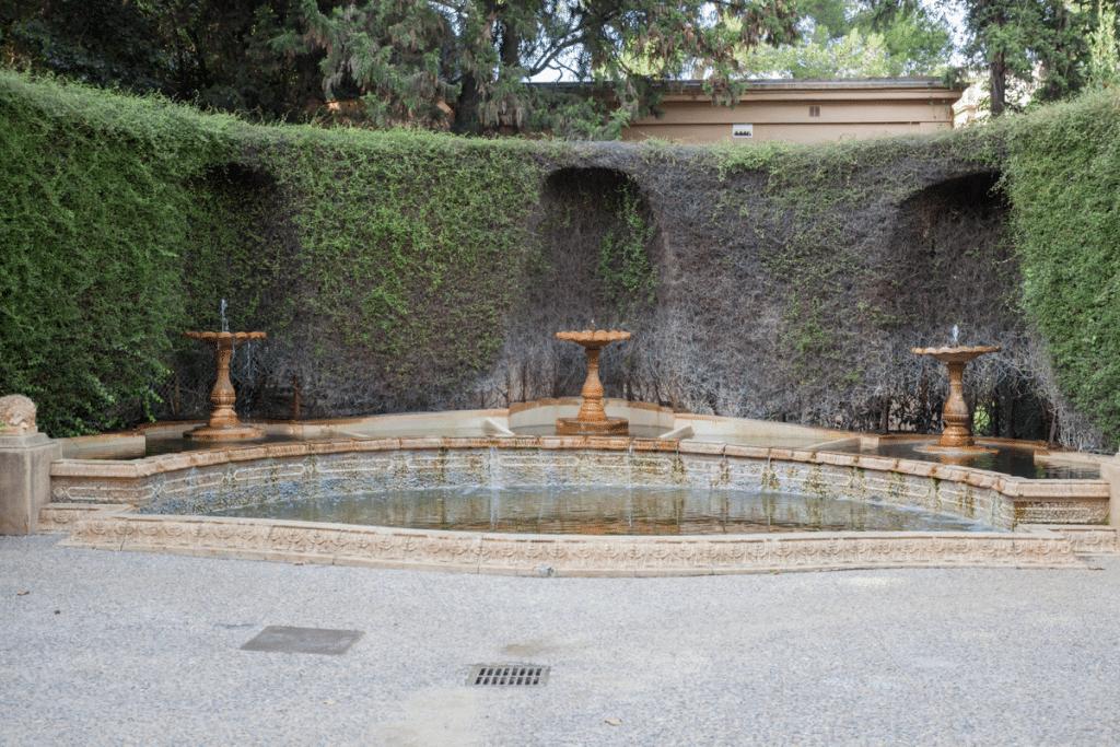 Jardín de Tamarita