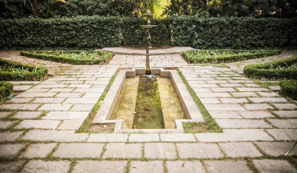 El Jardín de Tamarita: un jardín secreto en plena ciudad