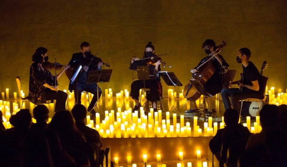 Las mejores BSO del cine sonarán en la Basílica de Santa Maria del Pi