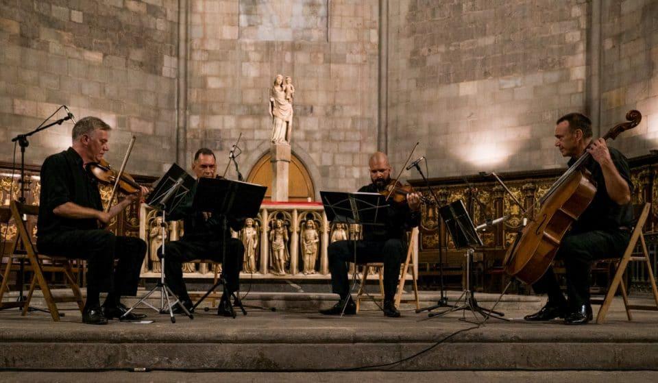 Así suenan 'Las Cuatro Estaciones' de Vivaldi a la luz de las velas