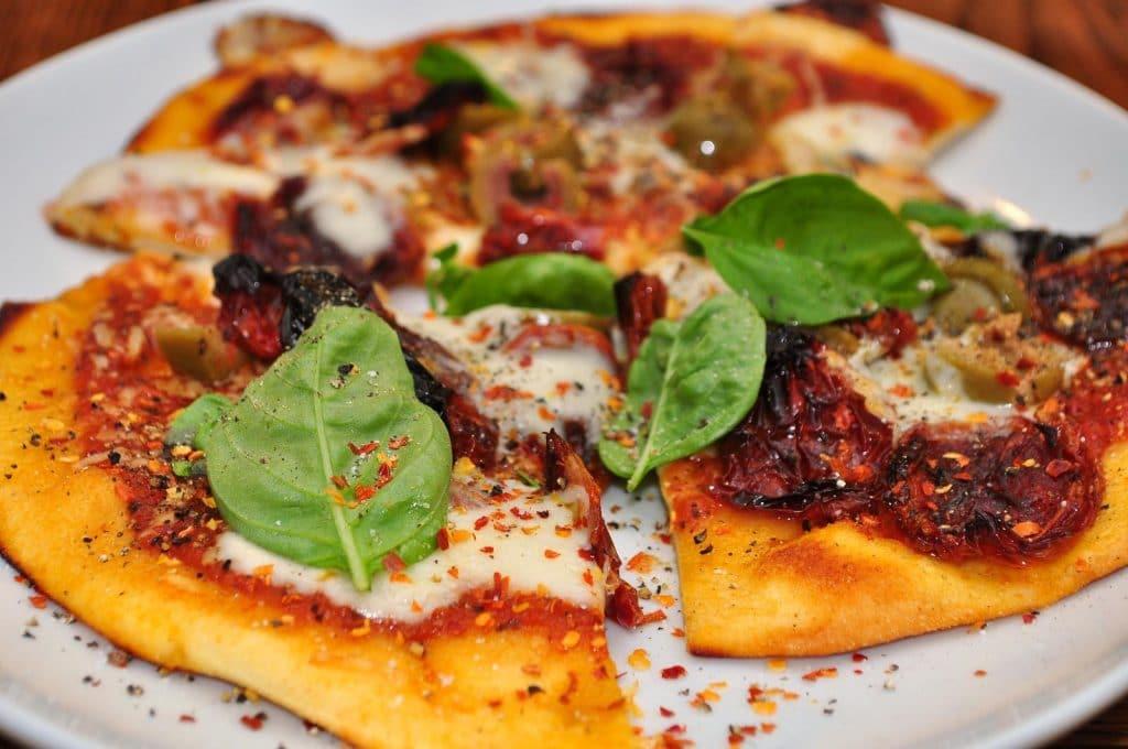 Amantes de la pizza: llega la ruta vegana de este pecado capital