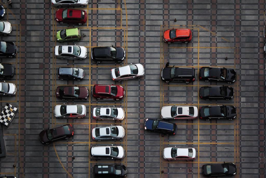parking aparcamiento