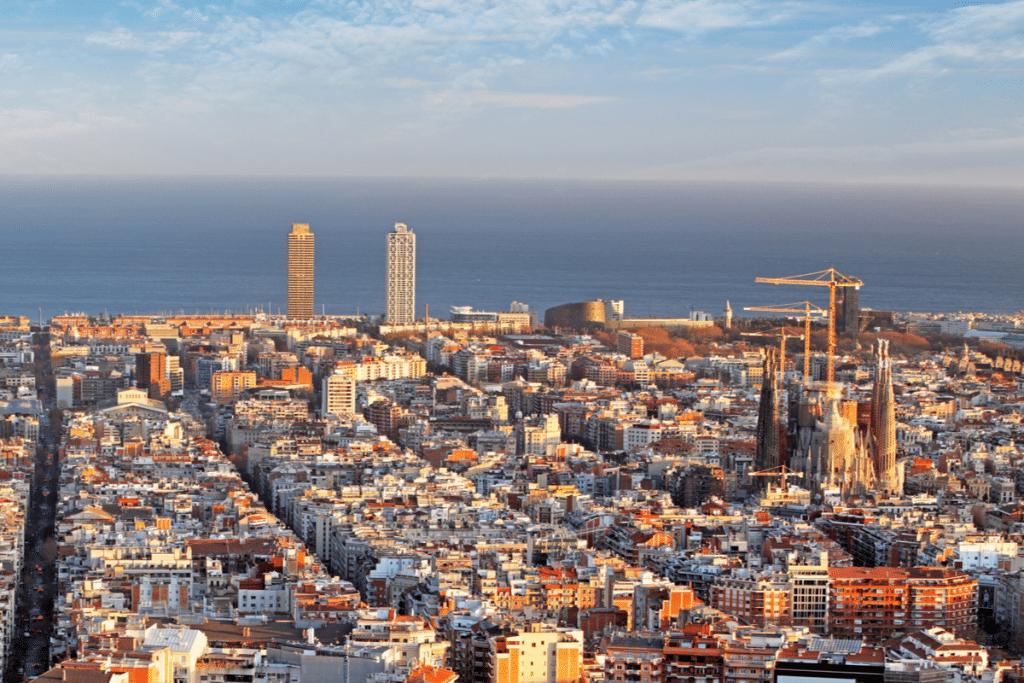 Vivir en Barcelona es un 20% más caro que en el resto de España