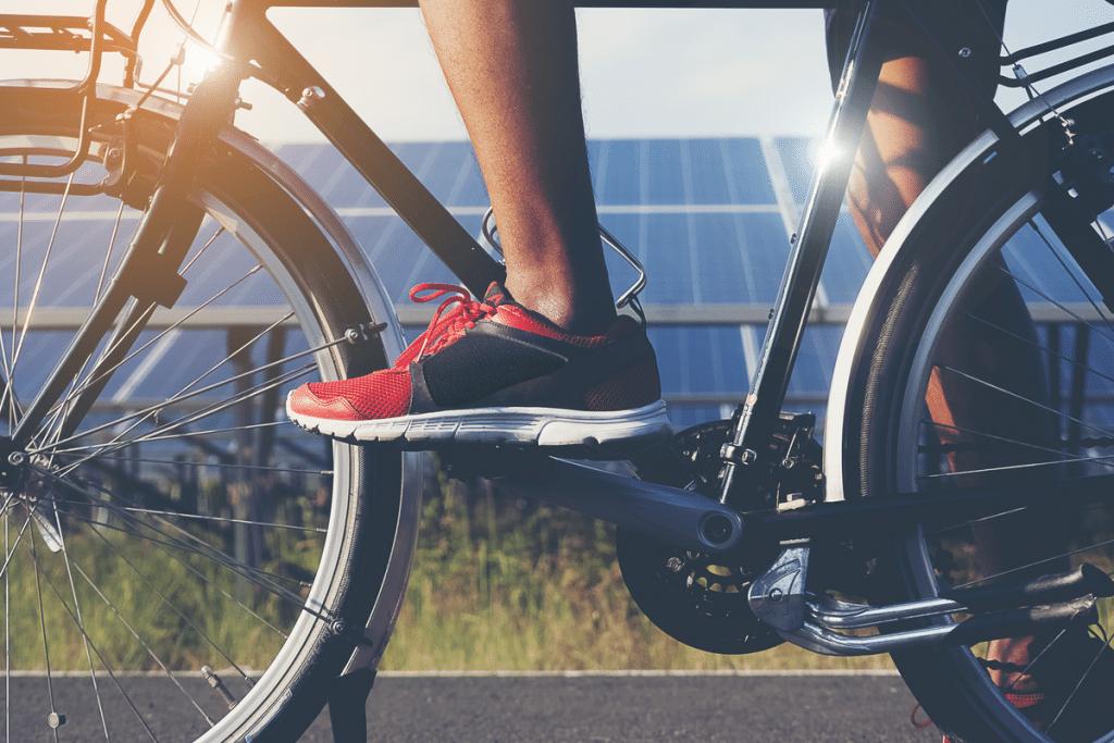 bici solar