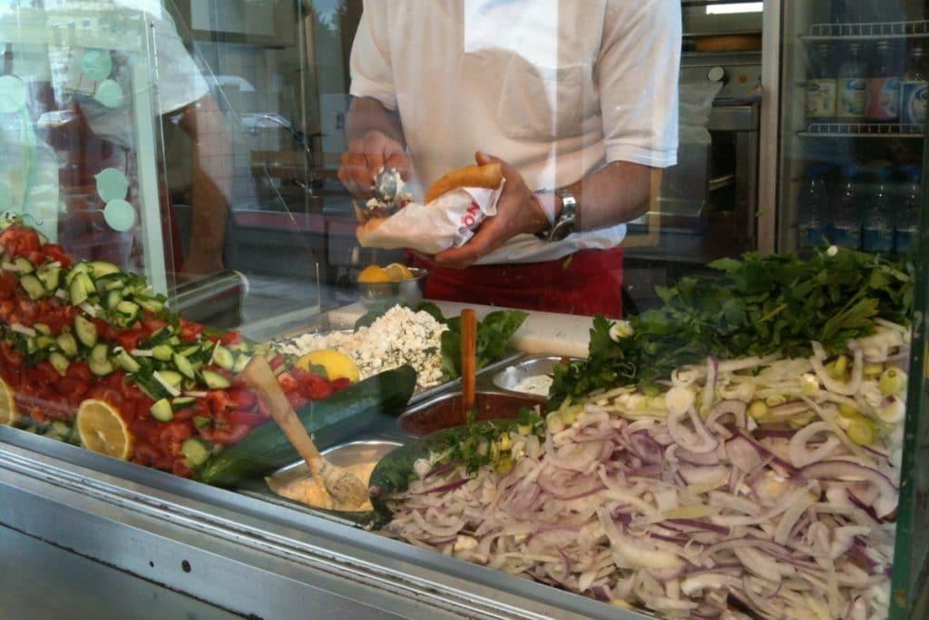 El mejor kebab de Berlín aterriza en Barcelona