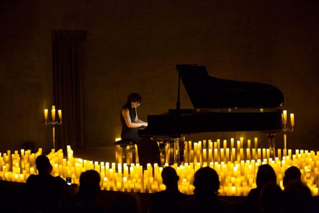 Las obras eternas de Chopin sonarán en Barcelona entre velas