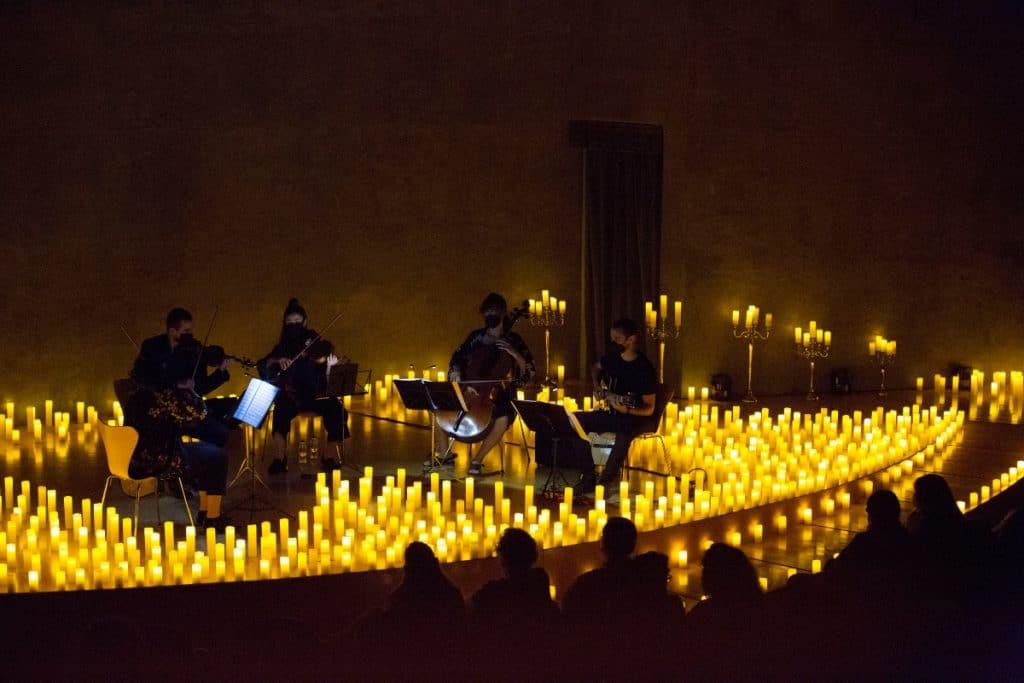 Candlelight recupera los himnos de anime a la luz de las velas