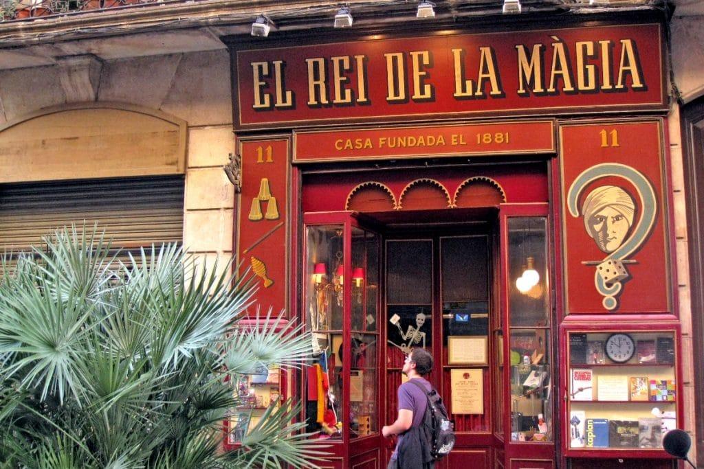 Así es la tienda de magia más antigua del mundo
