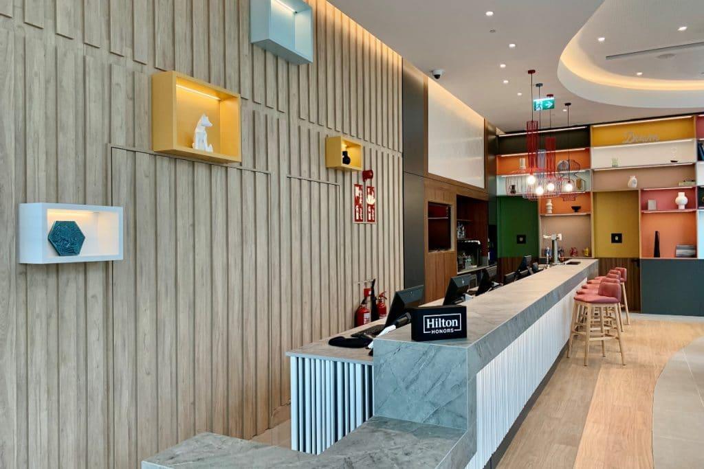 Hilton abre un nuevo hotel en Barcelona