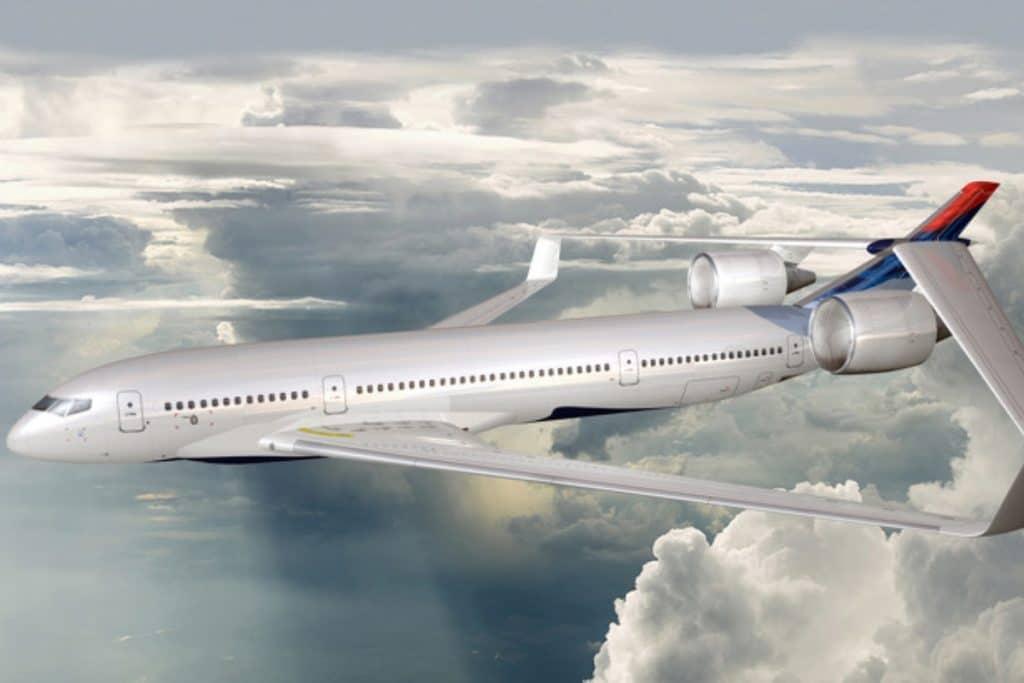 Así serán los aviones supersónicos que llegarán en 2025