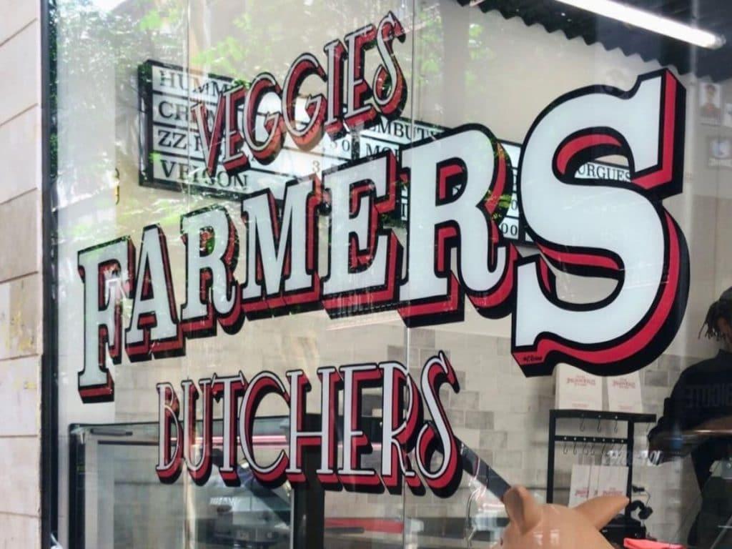 Abre la primera carnicería vegana de Barcelona