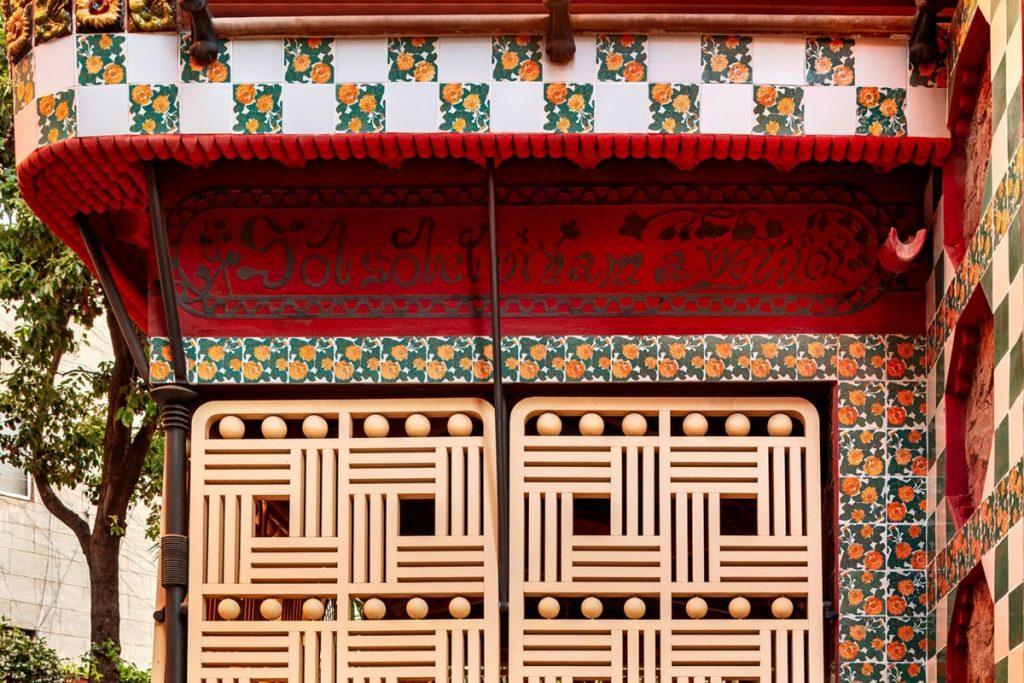 Un paseo por la Casa Vicens, la primera gran obra de Gaudí