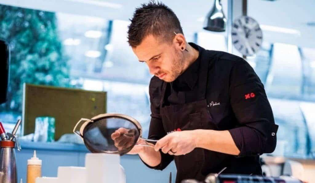 Dabiz Muñoz estrena hoy en Barcelona su nuevo restaurante de «comida rápida»