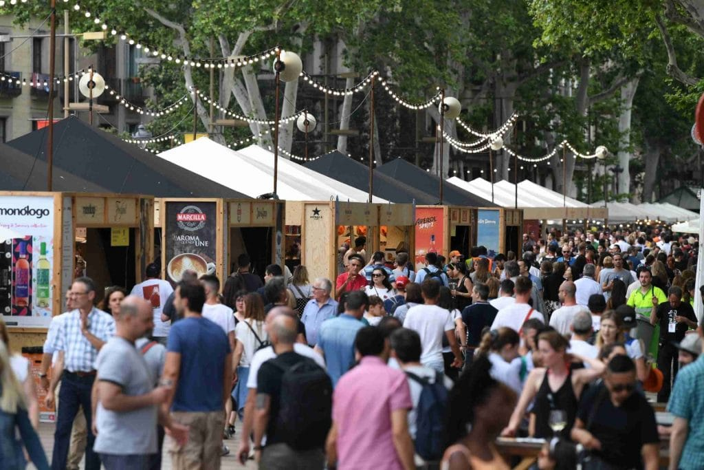 Mañana arranca el festival gastronómico Tast a La Rambla