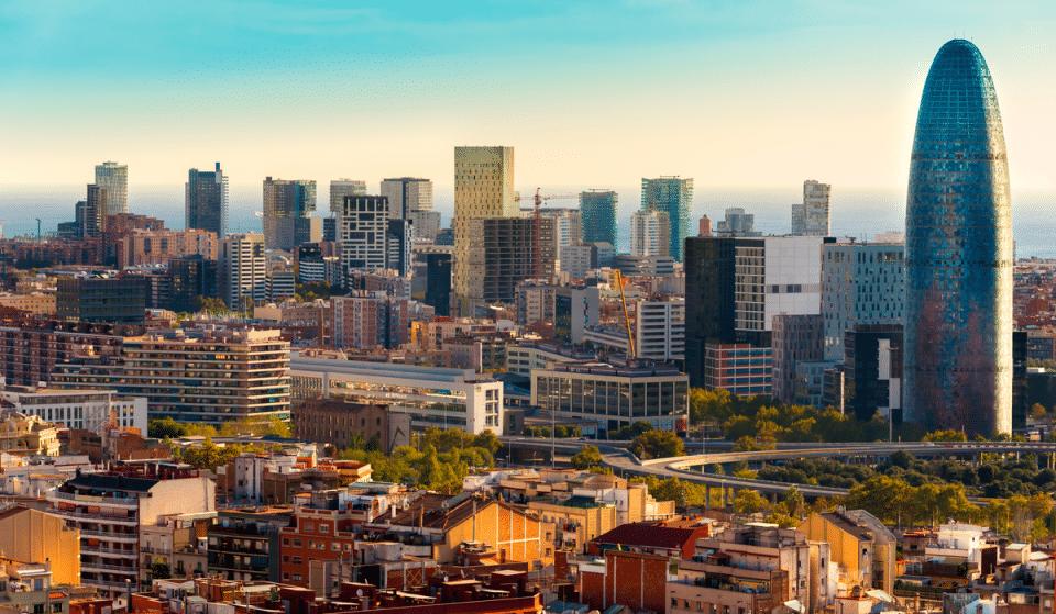 Los 8 edificios más altos de Barcelona