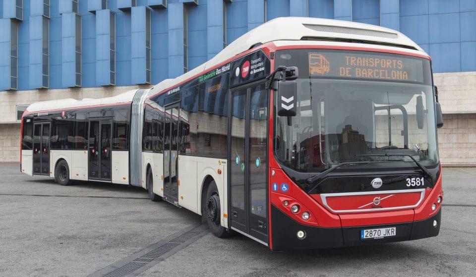 El autobús que conectará Francesc Macià y Glòries con el centro de la ciudad