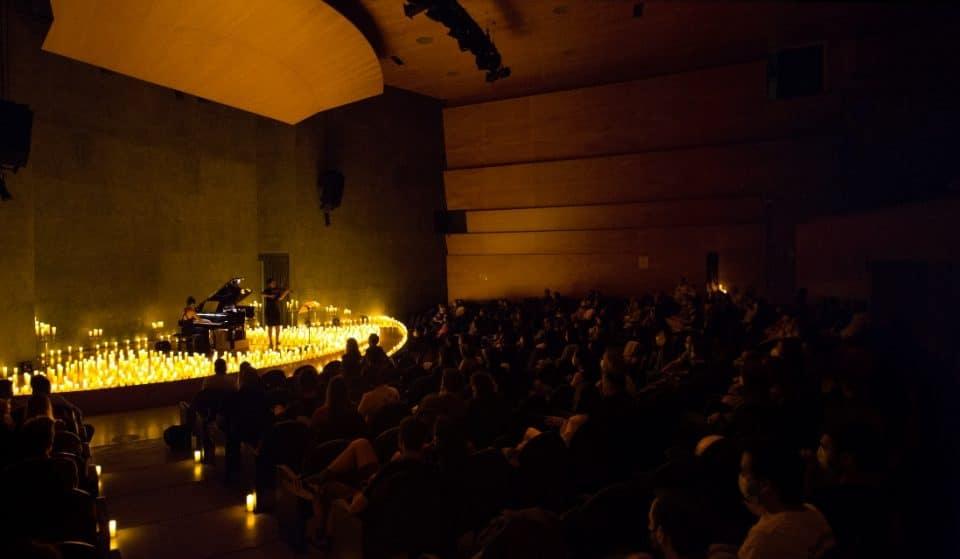 Un concierto Candlelight hará sonar los clásicos de Hollywood
