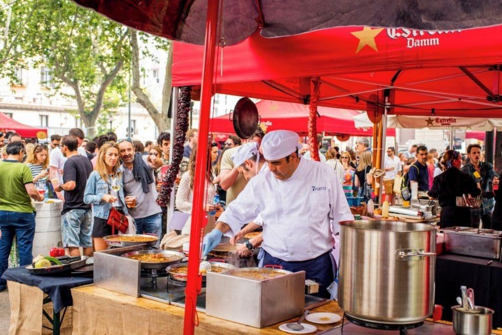 Arranca hoy el festival gastronómico Born Street Food