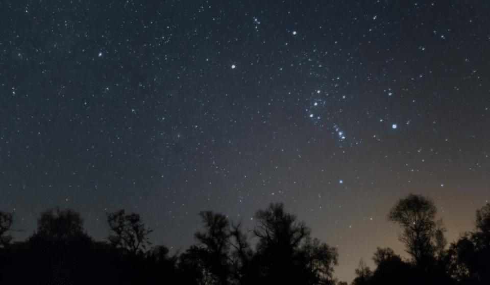 Las Orónidas nos acercarán a Orión en forma de lluvia de estrellas
