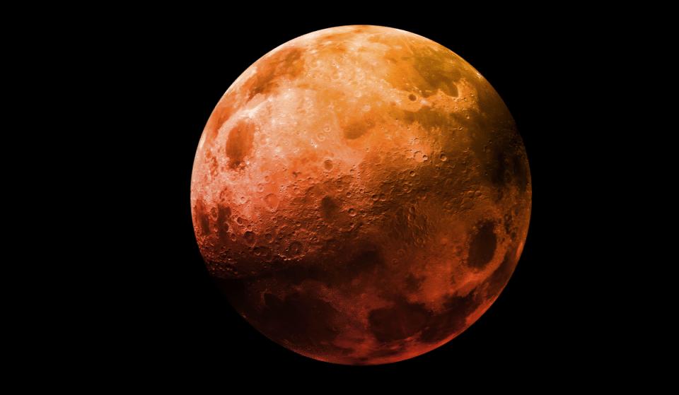 Luna de Sangre: la mágica luna que brillará en el cielo esta noche