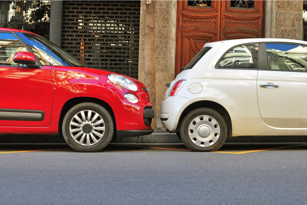 coches aparcados