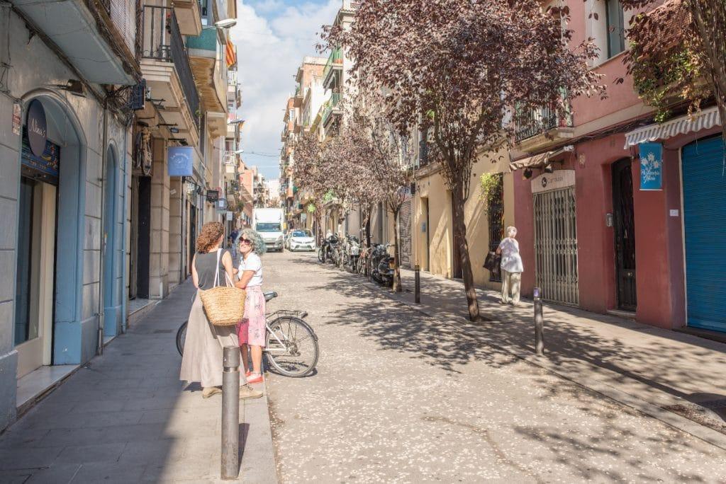 Gràcia ha sido elegido uno de los 25 mejores barrios del mundo